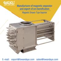 Quality Metal Separation Equipment Drawer Magnet With Super Magnetic Force 25 Mm Diameter wholesale