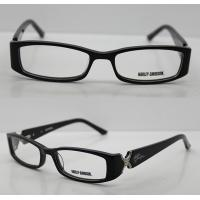 Quality Classic Acetate Rectangle Mens / Womens Eyeglass Frames For Promotion wholesale