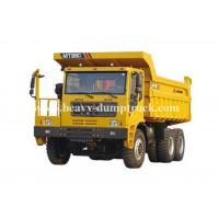 Quality Rated load 60 tons Off road Mining Dump Truck Tipper  306kW engine power drive 6x4 with 34m3 body cargo Volume wholesale