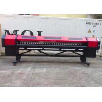 Quality 3.2M Large Format Printing Machine , Digital inkjet printer Deluxejet Series Dx5 Head wholesale