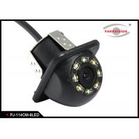 Quality 8 Led 0.2 Lux Rearview Car Camera System , Rear Vision Camera Systems wholesale