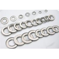 Quality 316Ti /316 Stainless Steel Precision Spring Washers Fasteners For Skirting Board, Railings wholesale