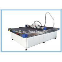 Cheap Vacaum Absorption Method Corrugated Board Cutting Machine 1400 * 1000mm for sale