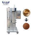 Quality SP-1500 Lab Spray Dryer ± 1 ºC Precision Of Temperature NANBEI Band wholesale
