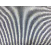 Quality Bed / Clothes Cotton Striped Seersucker Fabrics Durable 60+40*60 120*98 wholesale