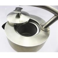 China Brand new Comfortable design stainless steel pour over drip kettle tea kettle on sale