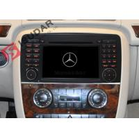 Quality PX5 RK3288 Octa Core Mercedes Benz Car DVD Player 7 Inch Car Stereo Gps wholesale