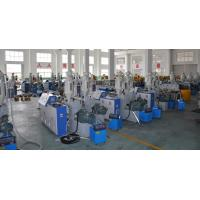 Quality HUASU Double Wall Corrugated Pipe Extruder , Corrugate Pipe Machinery wholesale