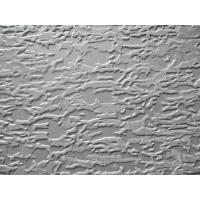 Buy cheap 3d effect embossed wall panel for decoration from wholesalers