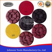 Quality SGS / GB Approved Concrete Diamond Polishing Pads For Coarse Surface wholesale