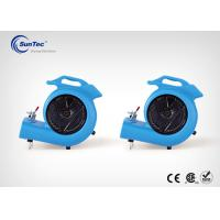 Quality Flood Restoration Carpet Air Movers / Blower 3 Switch Controls 230 V 50 HZ wholesale