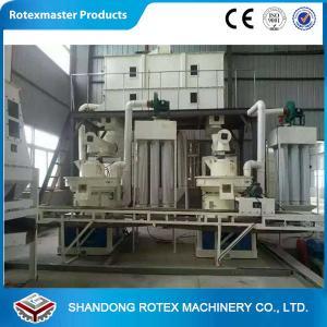 China Biomass Saw Dust Wood Pellet Machine / Processing Equipment YGKJ560 on sale