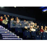 Quality Large-scale 4D Movie Theater Computer Controlled With Mobile Seats wholesale