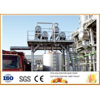 China 750T/day Tomato Paste Production Line Plant 15.01t/h Steam Consumption on sale
