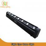 Quality Eight eyes linear stage light 80w led beam light wholesale multi color led light bar wholesale
