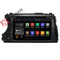 Quality Android 7.1.1 Car GPS Navigation DVD Player For SsangYong Actyon / Kyron / Korando wholesale