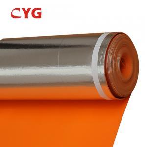 Quality Construction Heat Insulation Foam WPC SPC PVC Flooring PE foam Cork Underlayment wholesale