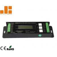 China 16A Dmx Light Controller Adapts LCD Display Wireless Dmx Controller With 26 Programs on sale