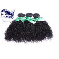 China Double Drawn I Tip Hair Extensions Loose Wave , Remy Virgin Hair Extensions on sale