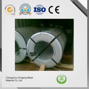 Quality Zero / Minimized Spangle Aluminum Zinc Coated Steel , Cold Rolled Aluminum Coated Steel wholesale