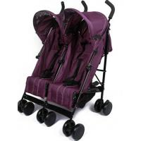 Quality Buggy Side-By-Side Twin Baby Double Stroller,Double Seat Twin Stroller Baby Twins Toddler wholesale