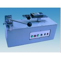 200N Horizontal Tensile Tester Manual Transverse Tension Test Machine