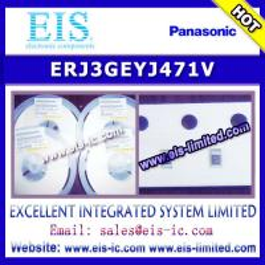Buy cheap ERJ3GEYJ471V - PANASONIC - Thick Film Chip Resistors - Email: sales009@eis-ic from wholesalers