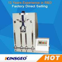 Quality 75mm LCD Fatigue Tester Machine , Dynamic Fatigue Testing Machine with 35kg Weight wholesale