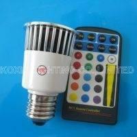 China 5W RGB Spotlight on sale