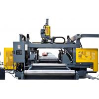 China Wide Hole Diameter CNC Beam Drilling Machine High Efficient Drilling Capacity on sale