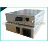 Buy cheap Black RJ45 Female Gigabit Ethernet Fiber Media Converter Single Mode from wholesalers