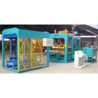 Buy cheap QT10-15 automatic block machine line from wholesalers