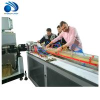 Quality SJSZ65 Plastic Profile Production Line PVC Window Ceiling Wall Panel Making wholesale