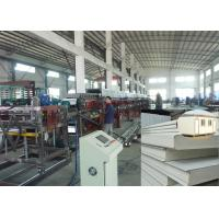 Quality PU sandwich panel production line sheet metal roofing polyurethane foam wall panel wholesale