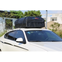Quality YH-J-021 High quality universal 500D PVC roof top cargo carrier roof bag waterproof design wholesale