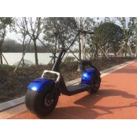 Quality ISO9001 Attractive Price 2 Wheel Citycoco Electric Scooter with EEC Certificate wholesale