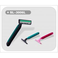 Buy cheap Hot Selling Twin Blade Disposable Shaving Razors from wholesalers