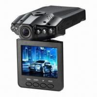 Quality Infrared Night Vision Mobile DVR with 120° Wide Angle Lens and HDMI Cable wholesale
