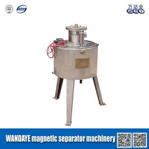 Quality High Gradient Wet Magnetic Separator 1.5KW 160mm Diameter / Slurry Separation Equipment wholesale