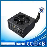 Quality White Color 500 Watt Desktop PC Power Supply With Wide Storage Temperature Range wholesale
