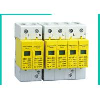 Quality 10~100kA Din Rail Surge Protector SPD , 220V/380V 3 Phase Surge Protection Devices wholesale