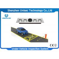 Quality High safety anti - terrorism UVSS under vehicle surveillance scanning inspection system wholesale