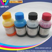 China 4 color edible ink for HP printer ink on sale