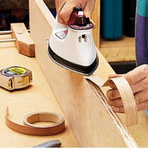 high gloss wood grain Edge Banding PVC Edge Strips