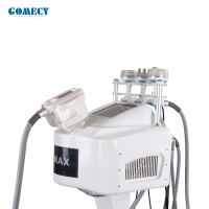 China 5 Handles V10 Infrared Light Vacuum RF Cavitation Slimming Machine on sale