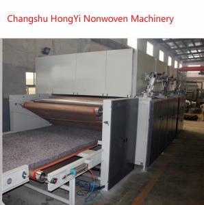 Quality 2M Stiff Felt Wadding Production Line / Mattress Manufacturing Machines wholesale