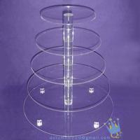 Quality CD (97) cupcake wedding cake stands wholesale