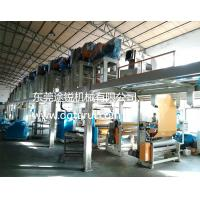 China 50 - 300m Every Min Silicone Paper Coating Machine / High Precision Paper Coating Line on sale