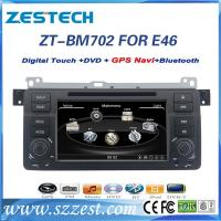 Quality car radio for bmw e46 car radio 3 series with auto dvd video media player accessories ZT-BM702 wholesale