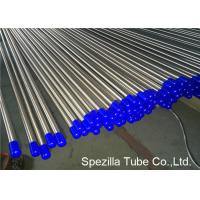 Quality 1/2'' X 0.065'' 316L Stainless Steel Instrumentation Tubing Tig Welding SS Pipe wholesale